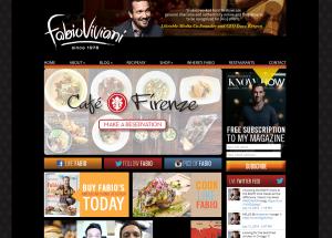 Cafe Firenze Chef Fabio Viviani